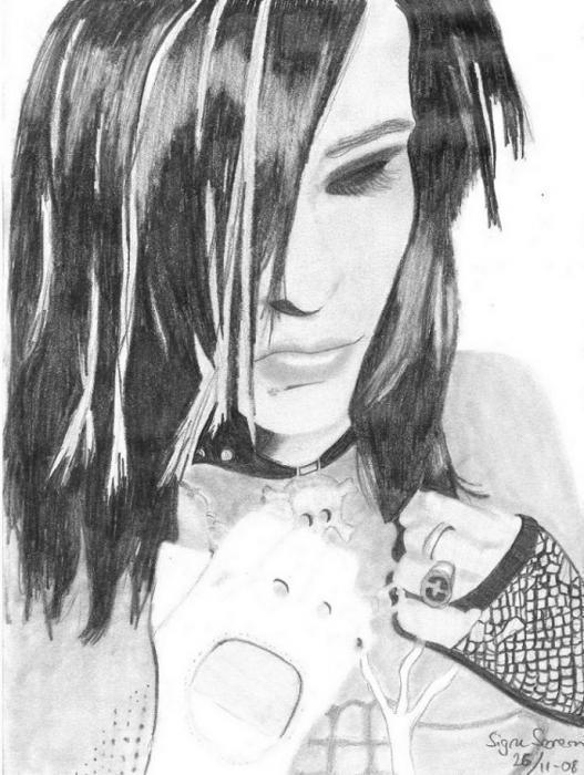 Bill Kaulitz by Sinea94